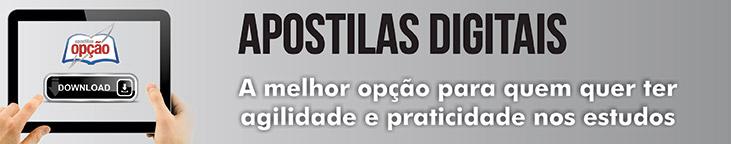 APOSTILAS PARA CONCURSOS PÚBLICOS